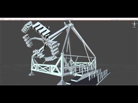 KMG Afterburner Simulation