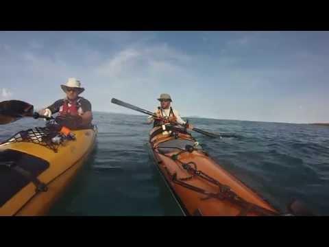Jadran 2014 (Sea kayaking from Prevlaka to Piran)