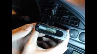 Instalando Relógio do Fiesta 96 a 99 (modelo antigo)