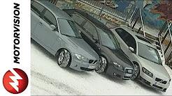 BMW 120d, Audi A3, Volvo C30