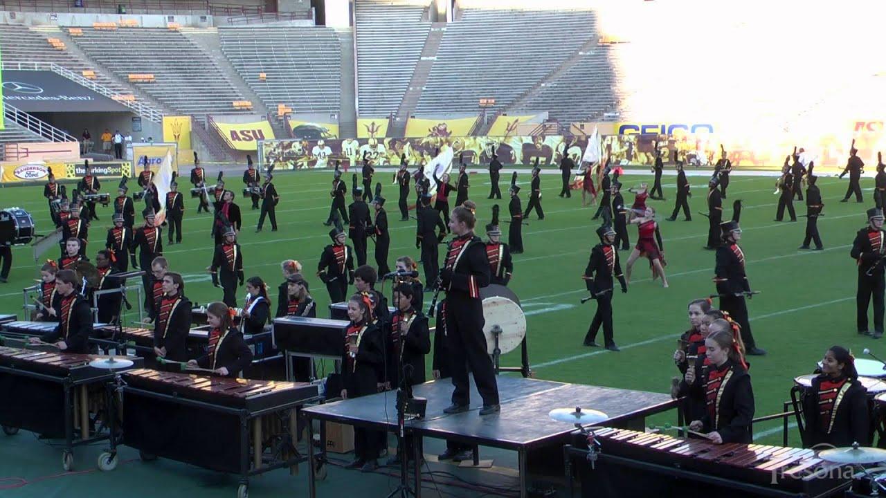 corona del sol high school marching band