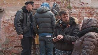 В городском округе начались съемки многосерийного фильма о войне «Черное море»