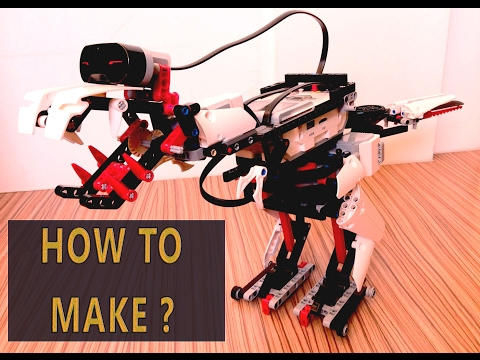 How to make basic robot | lego mindstorms tutorial_1