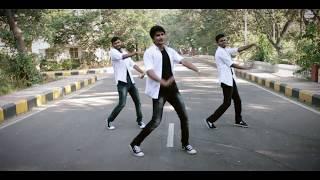 Rathathin Rathamay Song- Dance Cover Velayudham Movie