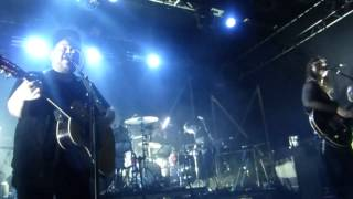 Of Monsters And Men - We Sink (live Docks Lausanne 30/06/15)