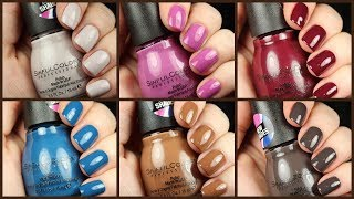 Sinful Colors New for 2019 | Live Application Review