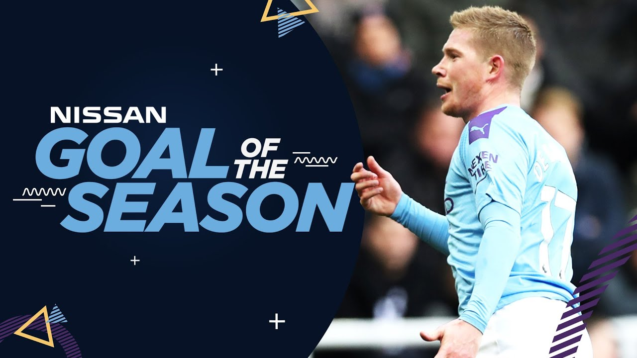 NISSAN GOAL OF THE SEASON | 19/20 | MAN CITY