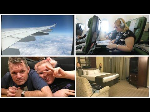 USA TRIP : Day 1 - The LONG trip to Orlando