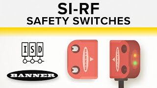 Non-Contact SI-RF Safety Switches