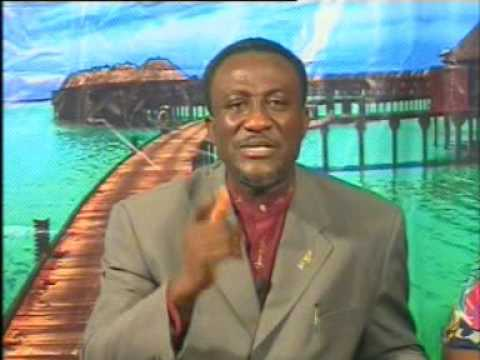 Apostle Israel and Pastor Beatrice O. A Fui } TOGO TV Zion   Friday   9 12 2011