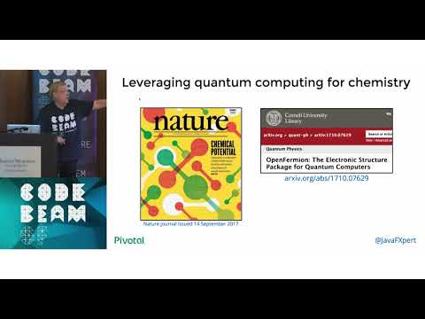 James Weaver - Quantum Computing Exposed -Schrödinger's Grumpy Cat - Code BEAM SF 2018