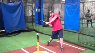 derek jeter drill aka driving the outside pitch the baseball zone
