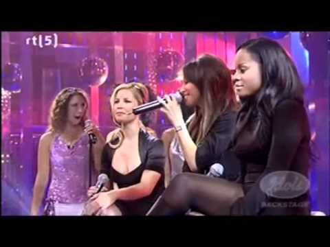 Sugababes - Push The Button & Ugly (Dutch Idols 2006) mp3