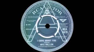 Miki Dallon - I Care About You