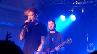 Mallory Knox - When Are We Waking Up LIVE