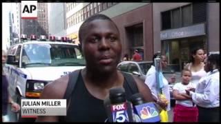 Police Shoot, Kill Man Near NYC Times Square