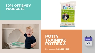 Potty Training: Potties & Seats 50% Off Baby Products