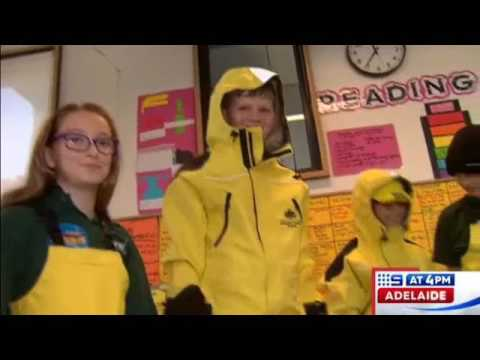 Launching 'Name our Icebreaker' competition - National Nine News Adelaide (3 May 2017)