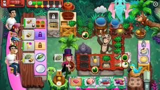 JUNGLE JOINT Season11 Episode11(S2E11) - Cooking Dash - 5STAR clear