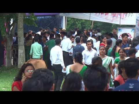 Gauhati University PGSU Election 2017