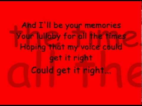 I swear this time I mean it (Mayday Parade) lyrics