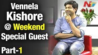 NTV Weekend Special : Weekend guest Vennela Kishore - Part 1