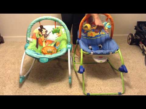 Bright Starts Baby to Big Kid Rocker Review