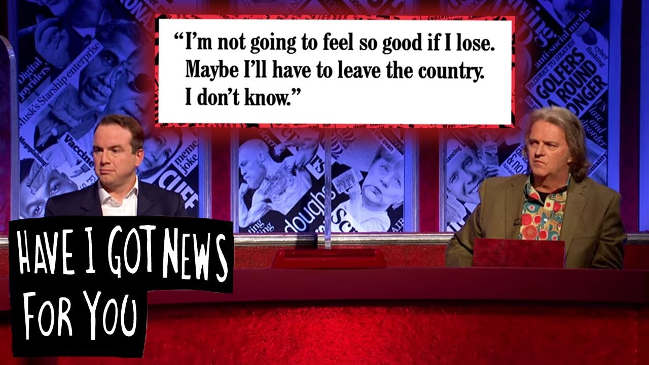 Sneak Peak Episode 4 of HIGNFY TONIGHT At 9PM On BBC One | Have I Got News For You