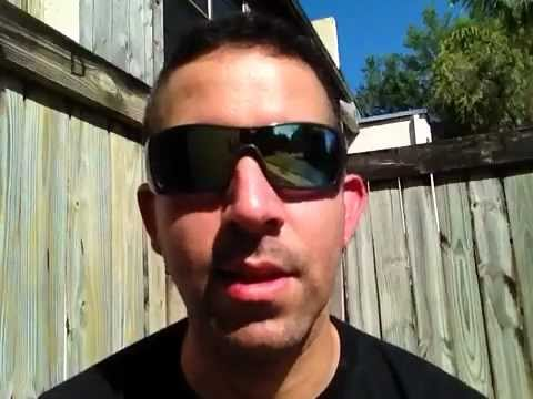 b3ce161f5d Can you see my eyes  Oakley Iridium lenses - YouTube
