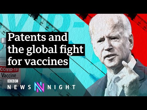 Coronavirus: US supports lifting Covid-19 vaccine patents -