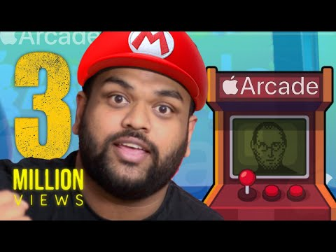 About Apple Arcade |  Review | Technologically Challenged