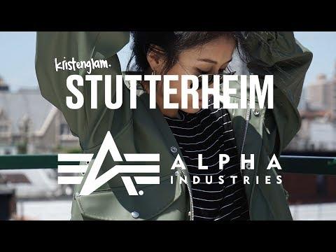 Stutterheim X Alpha Industries