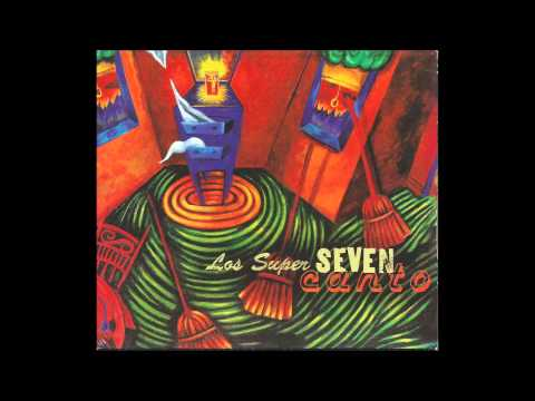 """""""Siboney"""" By Los Super Seven With Raul Malo On Lead Vocals"""