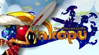 THE DREAM SAVIOR   Pankapu Demo Gameplay - Indie Game (w/ download)