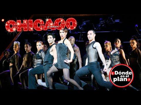 Chicago el Musical Biby Gaytan