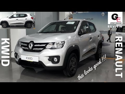 2018 Renault Kwid RXT(O) | Reverse Parking Camera | detailed review | features | specs !!!!