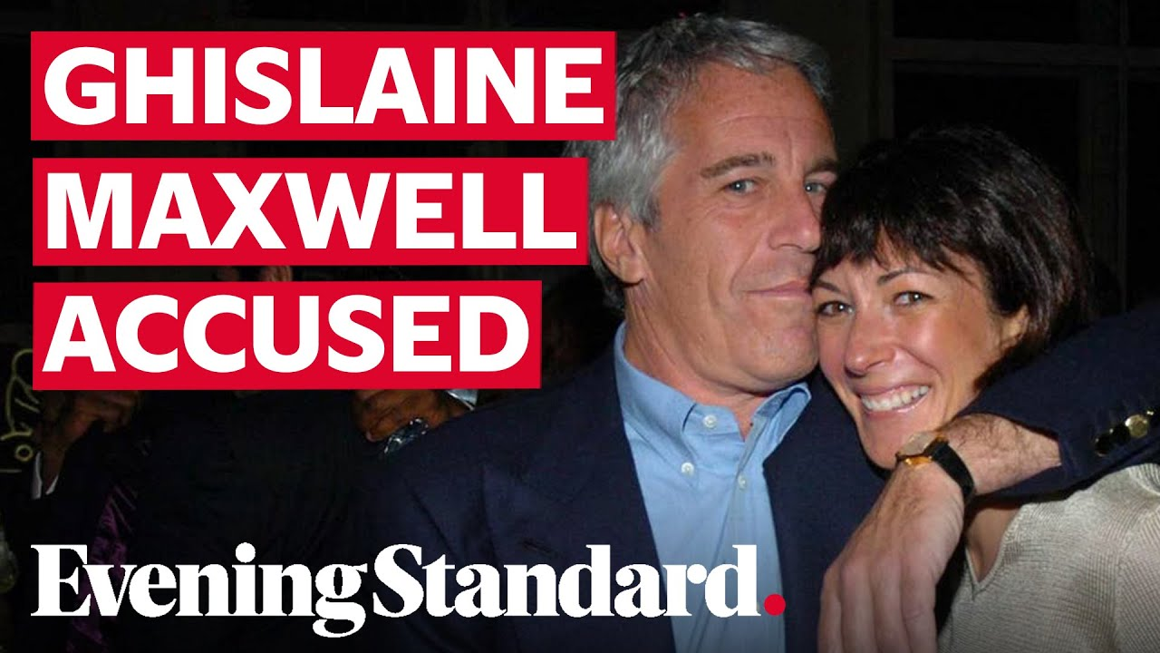 Ghislaine Maxwell accused of playing 'critical role' in Jeffrey Epstein abuse
