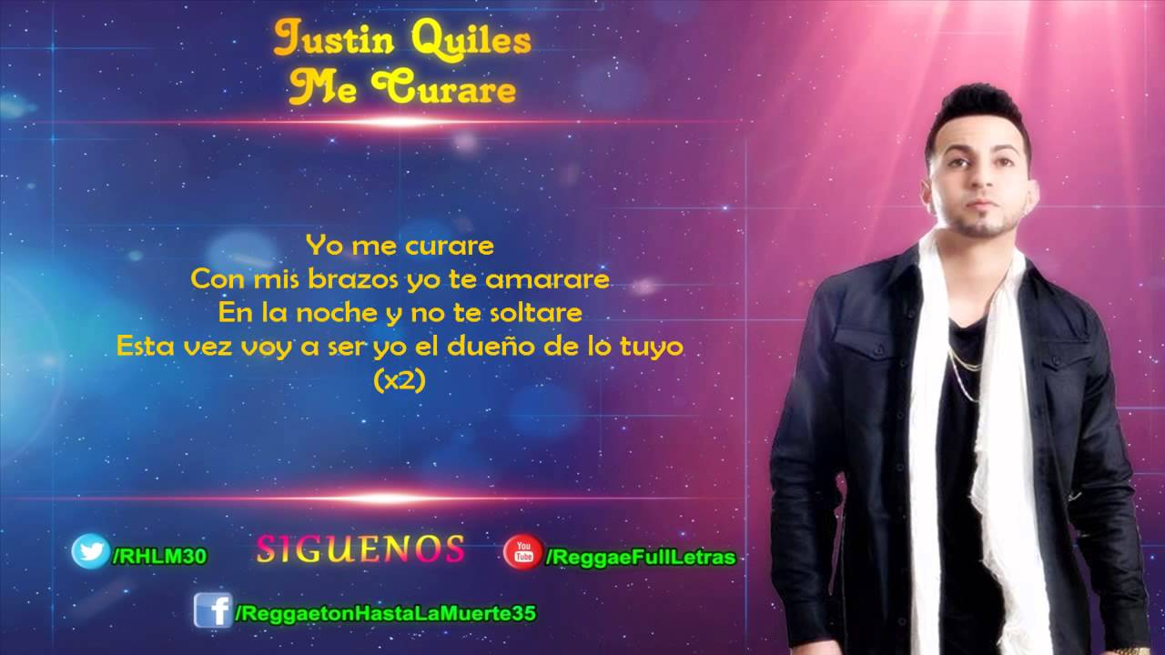 justin quiles me curare