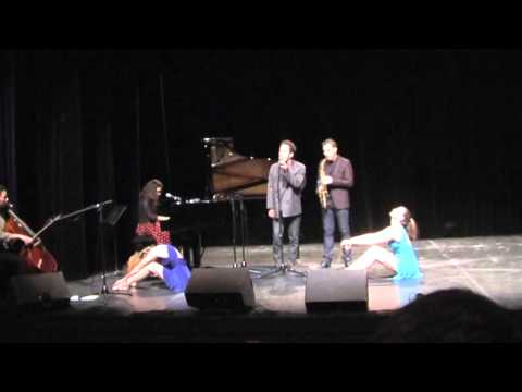 Skyfall (cover Adele) Palais des Arts (Vannes) 25 Avril 2014