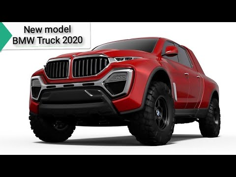 New Model Bmw Truck 2020 Pickup