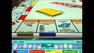 Pelador plays Monopoly