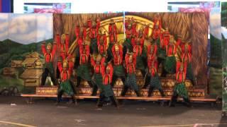 Aliwan Fiesta 2014: Tinalak Festival (Sto. Nino, South Cotabato)
