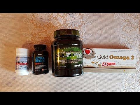 - Витамины и минералы