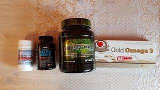 видео Витамины для спортсменов!