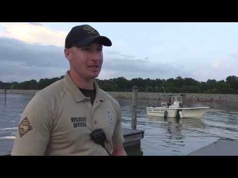 On Patrol: A Day On The Water With NC Law Enforcement