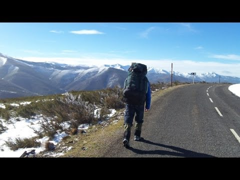 Day 28 - Walking the Camino De Santiago - Foncebadon to Ponferrada
