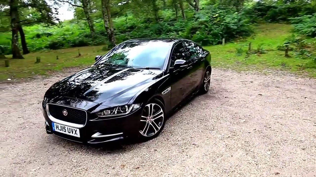 2015 jaguar xe r sport review youtube. Black Bedroom Furniture Sets. Home Design Ideas
