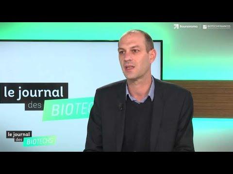 Le journal des biotechs: Interview de Sacha Pouget (Kalliste Biotech)
