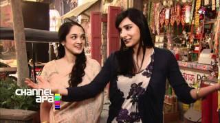 Anisha and Rebecca  talk Outsourced