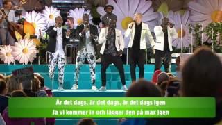Panetoz - Dansa pausa - Lotta på Liseberg (TV4)